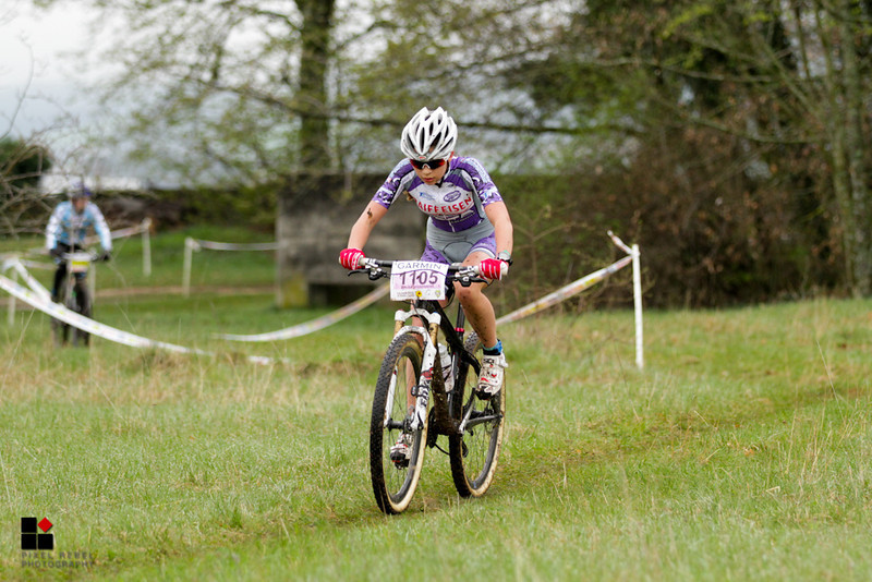 Garmin bike cup 2013 - 1ère manche - Malika Sansonnens (1105)