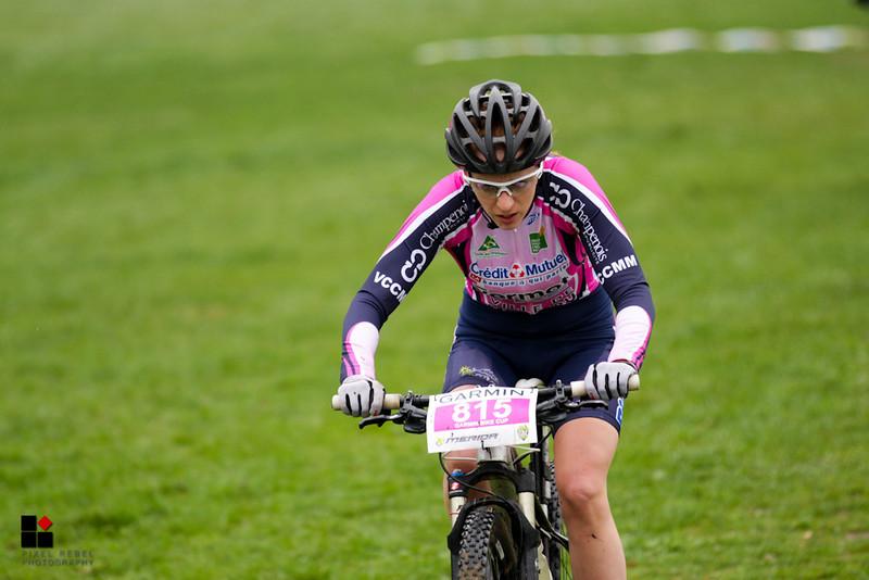 Garmin bike cup 2013 - 1ère manche - Petitgirard Amelie (815)