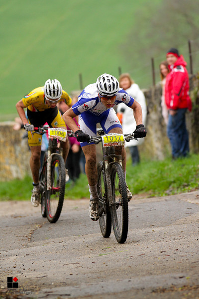 Garmin bike cup 2013 - 1ère manche - Hertling Arnaud (1017), Juillerat Robin (1006)