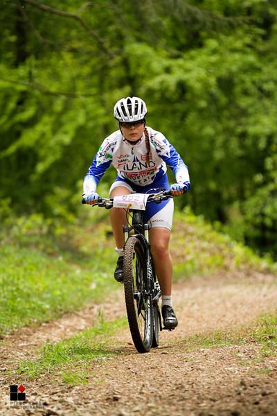 Garmin bike cup 2013 - 2ème manche + 21ème course populaire le Roc du Littoral - (882) Clerc Pauline