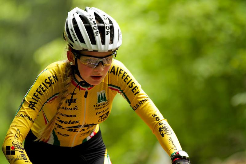 Garmin bike cup 2013 - 2ème manche + 21ème course populaire le Roc du Littoral - (883) Bannwart Caroline