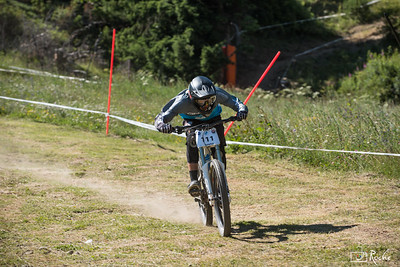 Coupe Rhône Alpes descente VTT Aussois