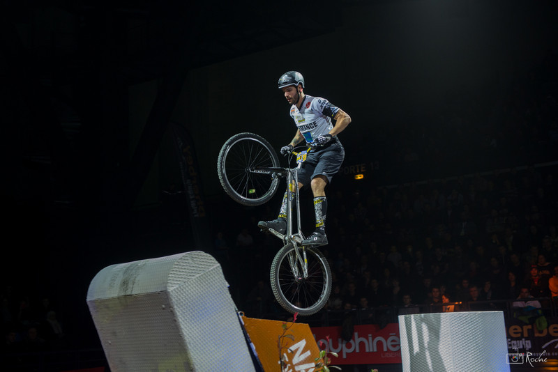 4ème Trial Indoor Chambéry