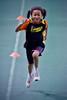 Compétition régionale d'athlétisme (Montréal)<br /> le 14 novembre,  2010<br /> 50 metres Colibri