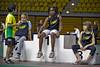 Compétition régionale d'athlétisme (Montréal)<br /> le 14 novembre,  2010<br /> 50 metres Colibri, les gagnantes