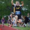 Caroline, saut en longueur              <br /> Compétition Vainqueurs, June 14, 2011