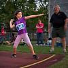 Olivia, Lance de la balle              <br /> Compétition Vainqueurs, June 14, 2011
