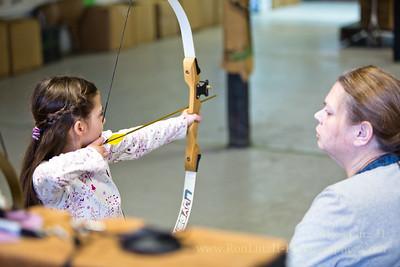 Valkyrie Archery Lanes