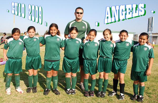 Valeria AYSO Soccer