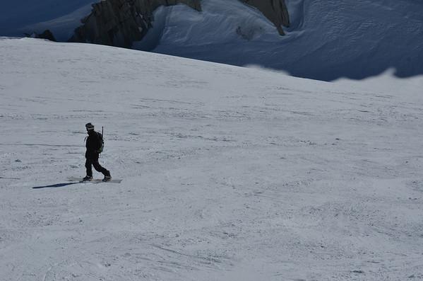 Vallee Blanche Mars 2012
