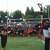 Valley Christian Warriors at Vacaville - September 6, 2013
