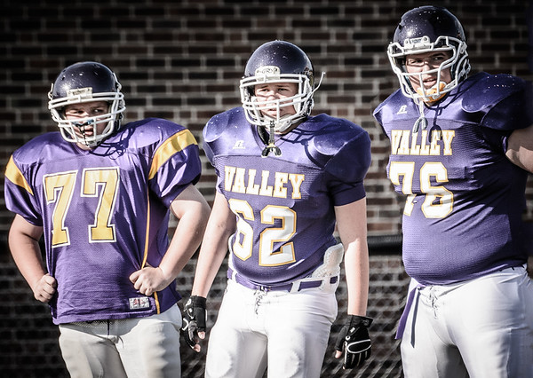 Valley Indians v Waverly Tigers 09.19.2014