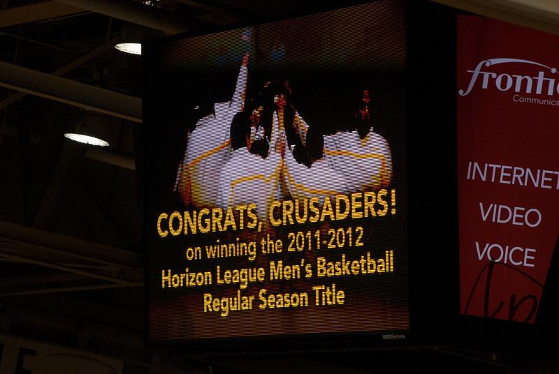 Horizon League Champions!