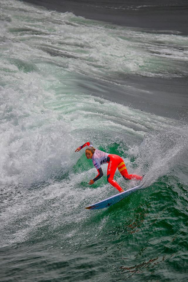 Carissa Moore US Pro 2013 Surf Champ