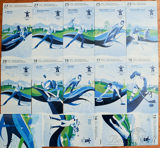 Vancouver 2010 Winter Olympics Tickets