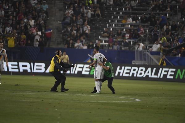 Vancouver Whitecaps vs La Galaxy