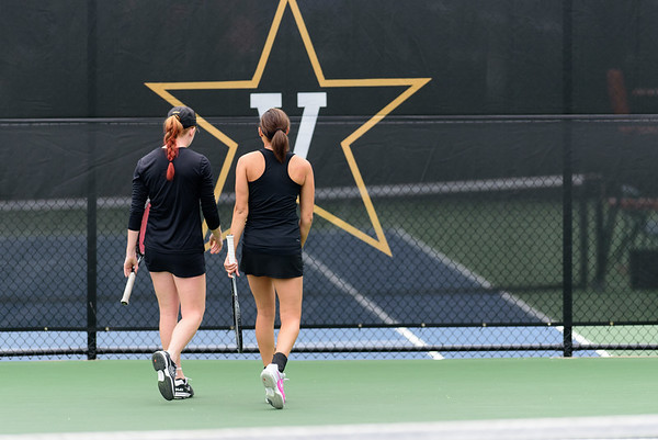 Vanderbilt vs Arkansas Tennis