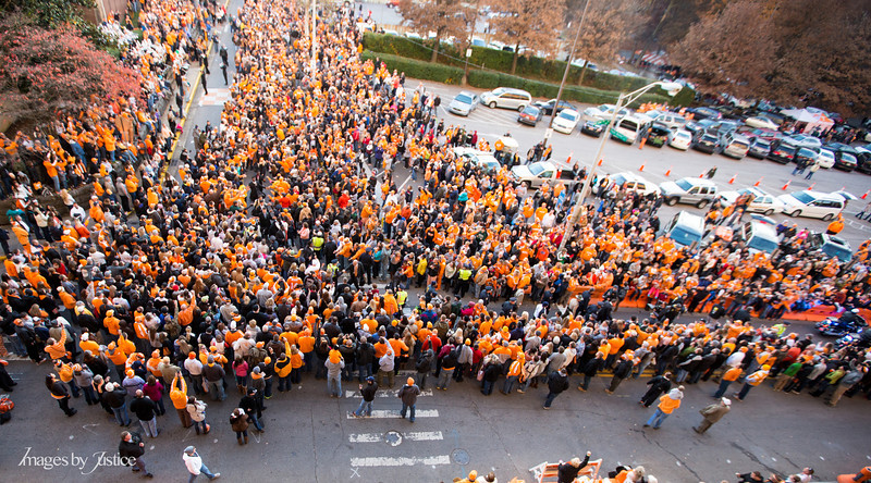 The Vol Walk