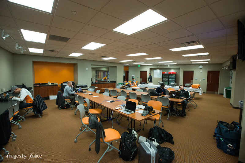 Press Room Neyland Stadium