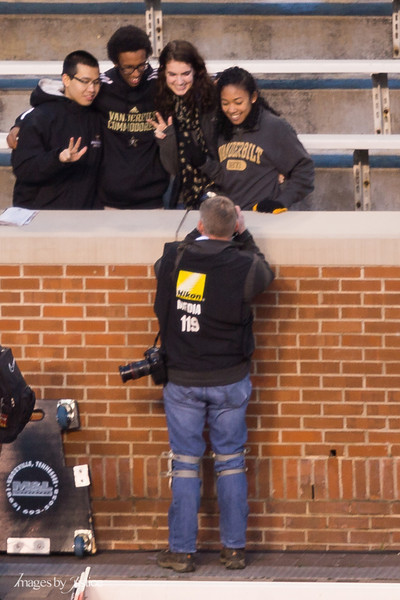 Shooting the game with my good friend, Joe Howell.  Vanderbilt Football v Tennessee 11/23/13