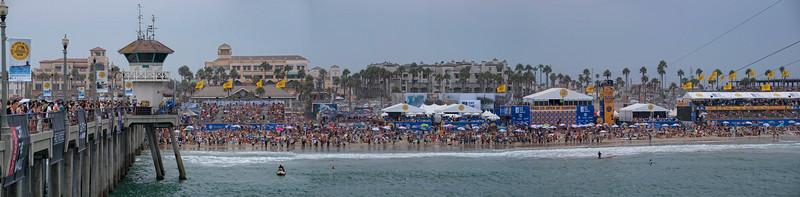 Van US Pro Open Surfing HB 2014