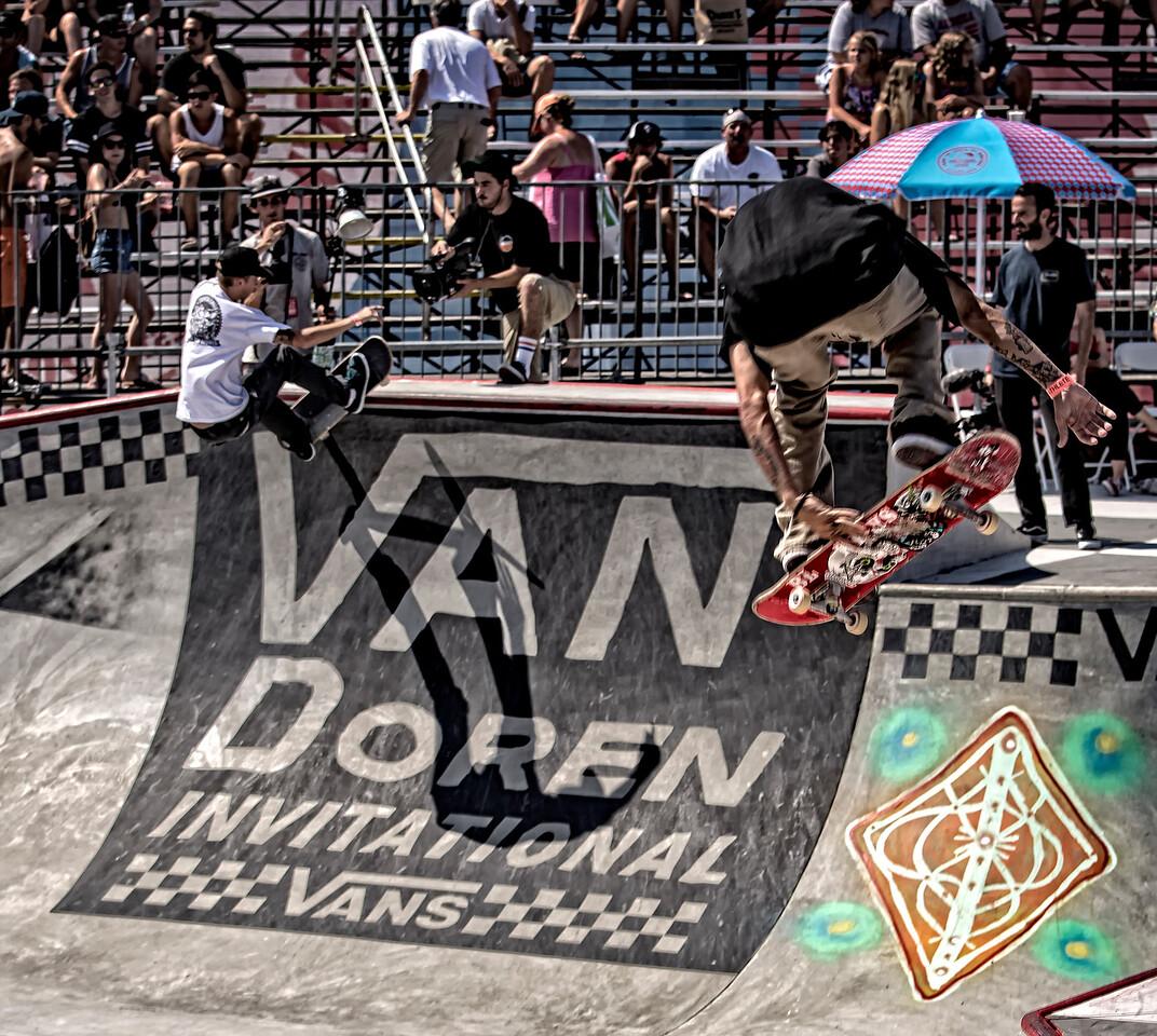Van Doren Grunge Skate3
