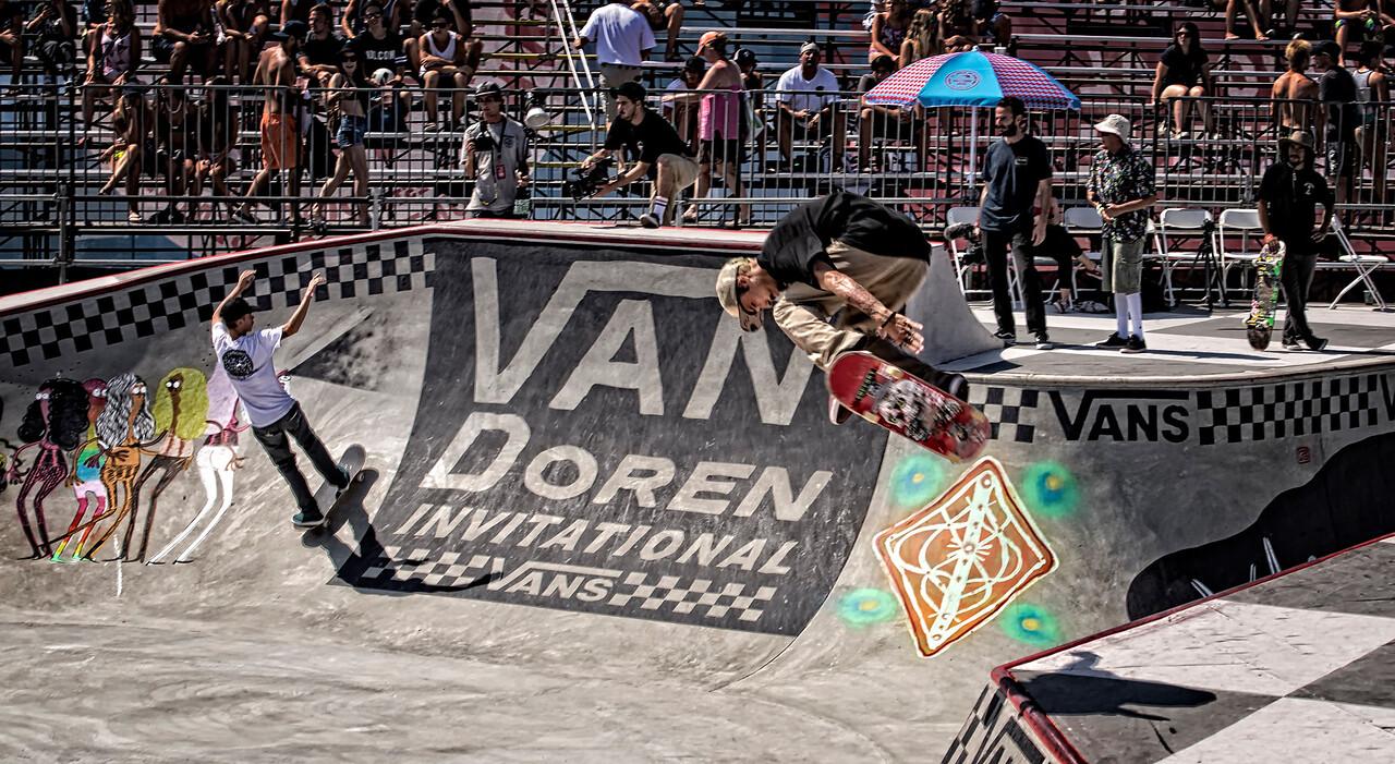 Van Doren Grunge Skate