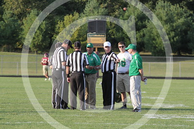 NC versus Licking Heights 9-16-16