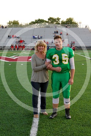 Senior Parent Night 10-15-16