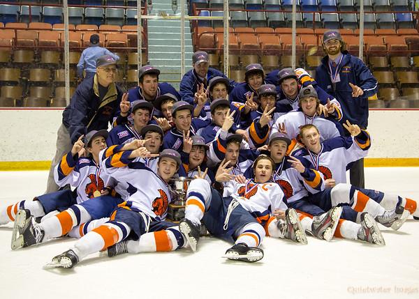 Trojan Hockey 2012 - 2013