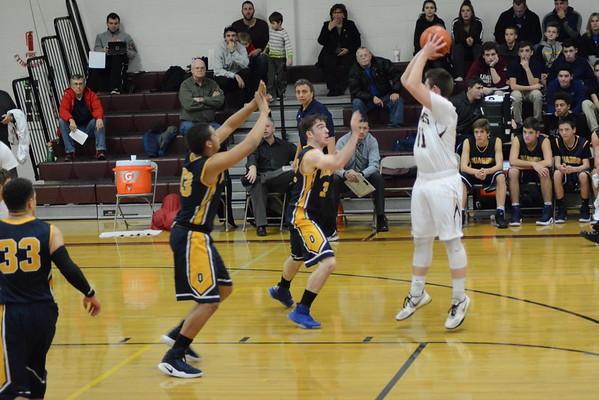 Varsity basketball 12/13/16