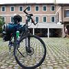 Day 1: my bike ready to go