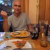 Day 1: evening dinner at Farra d'alpago