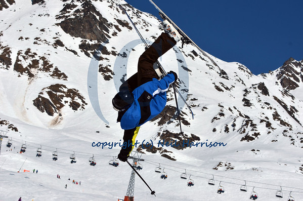 Verbier Freeride March