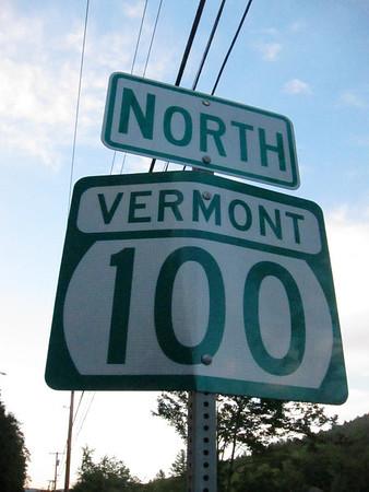 Vermont 100 7.18.2011