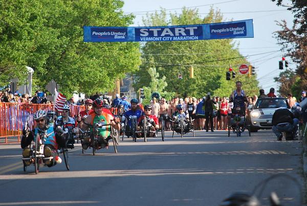 Vermont City Marathon 2015