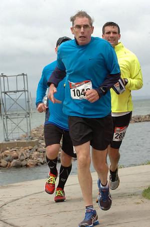 Vermont City Marathon - May 26, 2013