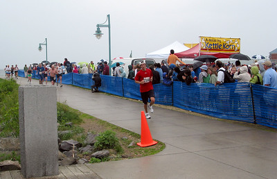 Finish in Waterfront Park
