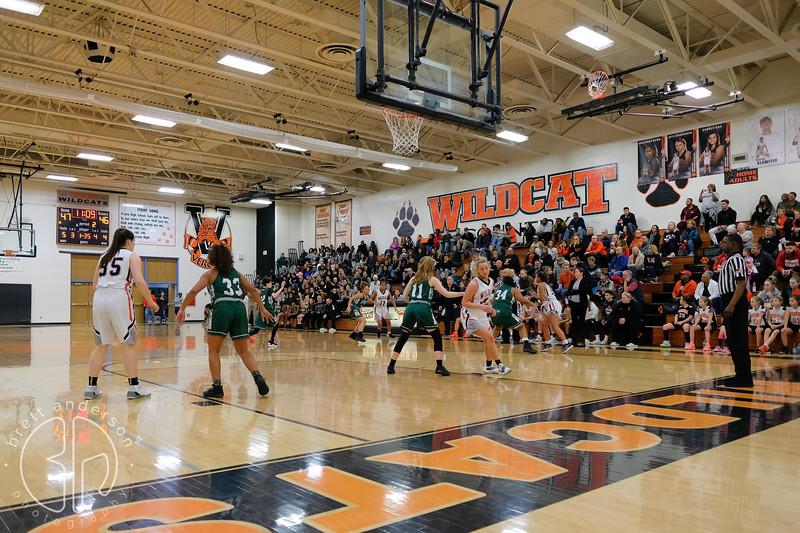 Madison Memorial Spartans vs. Verona Wildcats