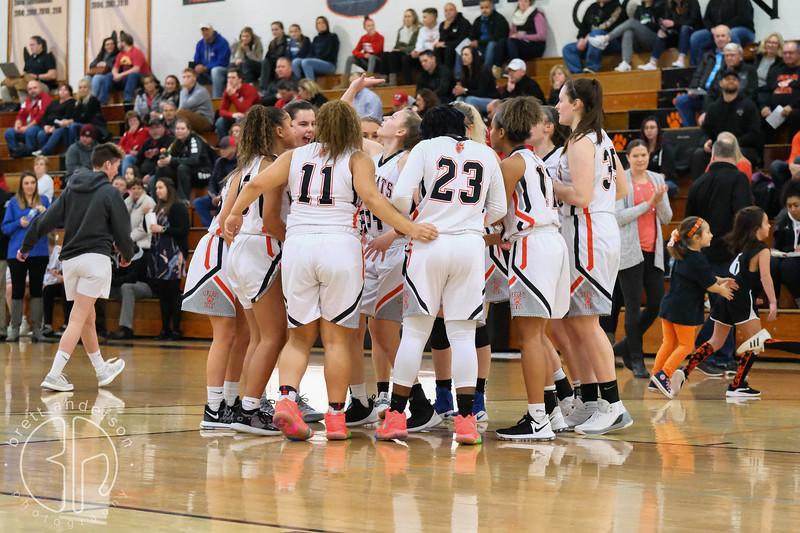 Sun Prairie Cardinals vs Verona Wildcats - Varsity Girls Basketball