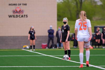 Verona Wildcats vs Oregon Panthers