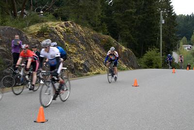 B sprint; 8.Ron Heal, 9.Paul Brend, 10. Tim Nason, 11.Kelly Landolt 12.Simon Ciceri