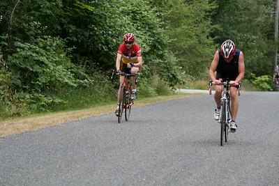 B Sprint: 2.Bill Ethier, Aaron (A rider)