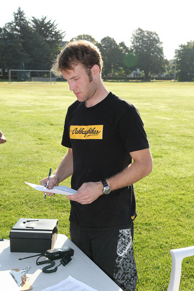 Geoff Pendrall, Organizer