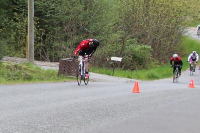 Latoria RR,  May 4, 2011 sprint