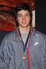 Adam de Vos, 1st U19 men (went to Junior world's!) (2.Henri De Boever, 3.Geordie Morrison)