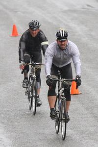 Daniel and Trevor missed the start