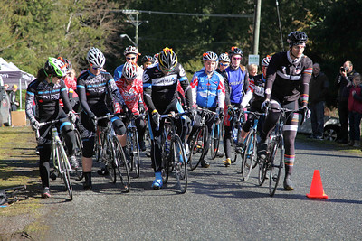 Largest C turnout at a VCL - 18 riders