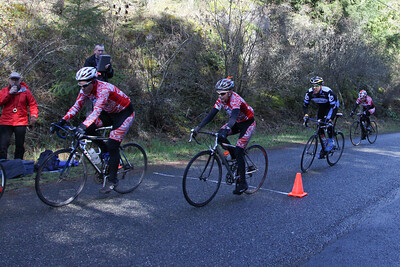 C finish: 3.Ben Stordy, 4.Sam Ogden, 5.Jamie Richardsen, 6.Clara Mackenzie