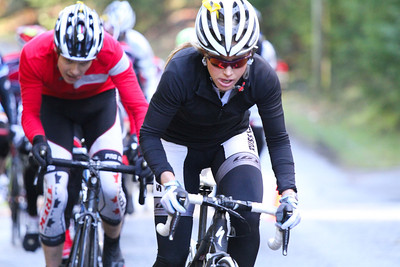 tongue position very important in hill climbing